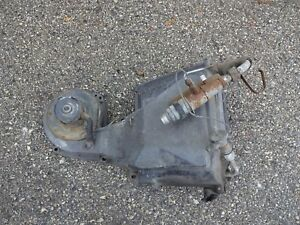 1968 1969 1970 Buick Riviera And Riviera Gs A c Evaporator Blower Motor Box