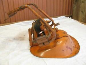 Vintage 1955 Case Vac14 Vac 14 Tractor Seat Assembly