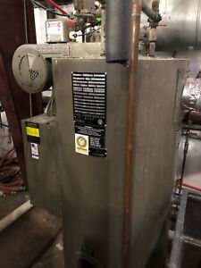 Fully Operational 2014 Fulton Boiler Fb 010 a