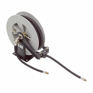 Liquidynamics Professional use Oil Hose Reel And Hose 1 2in X 25ft 43003 25l