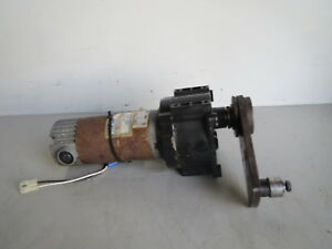 Haas Bison Gearmotor 011 336 2203 32 999 2904 028 Lot Vf2 11 Ray