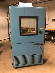 Thermotron Sm 16c Environmental Test Chamber 5c To 85c 5 To 95 Humidity