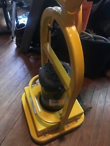 floor sander machine Usand 4 disc random orbital  220v Superbee