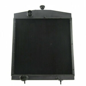 Tractor Radiator For Case A184365 Cs 2390 2394 2590 2594 3294 3394 3594