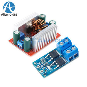Dc 400w 15a Step up Constant Current Power Supply Led Driver Boost Converter
