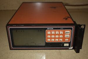 Inficon Xtc Thin Film Deposition Controller Model 751 001 g1