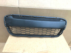 2011 2013 Honda Civic Coupe Lower Front Grille Oem 71105 ts8 a0 m1