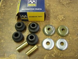 Nos Moog 1972 1979 Ford Thunderbird Cougar Strut Rod Bushings 1973 1974 1975 76