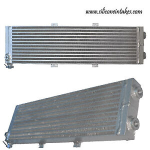 Water Liquid To Air Intercooler Heat Exchanger T118