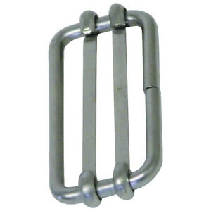 Field Guardian 1 2 Polytape Buckle For Electric Fence 102056 814421013545