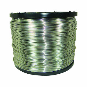 Field Guardian 12 1 2 Ga Aluminum Wire 1 Mile Electric Fence Af121m 814421011763