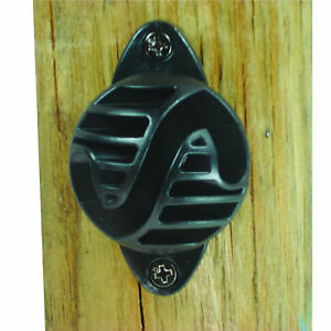 Field Guardian Wood Post Nail On Insulator 653002 100 814421013781