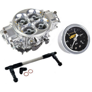 Holley 0 80690k2 Dominator Sp Carburetor Kit Includes Dominator Sp 1150cfm Carb