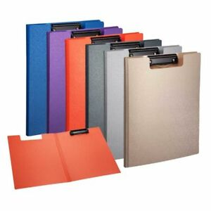 File Cover Folder Padfolio Clipboards 360 Degree Flip New Document Organizers