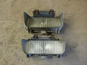 1970 Buick Riviera And Riviera Gs Front Turn Signal Parking Light Assemblies