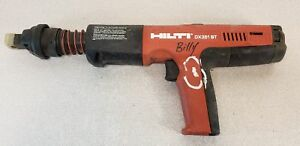 Hilti Dx 351 Bt Fully Automatic Compact Powder Actuated Tool Fastening 81469