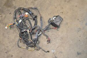 81 Datsun 280zxt Engine Wire Harness Turbo Car