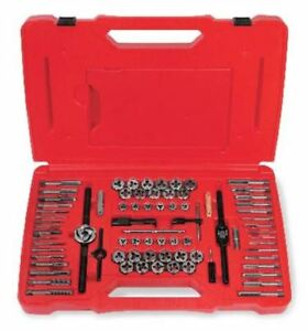 Brand New Snapon 76 Pc Combination Tap And Die Set