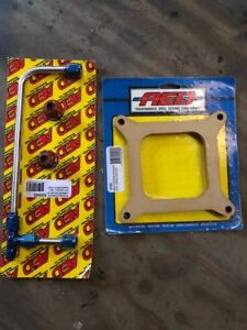 Aed 60945 Polished Line Kit Carb And 1 2 Spacer
