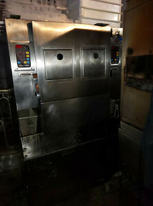 Autofry Mti 40e Fully enclosed Ventless Fry System With Built in Ansul Fire Su