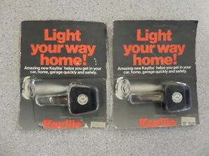 Keylite Gm Auto A Primary Key Blank With Light Lot Of 2