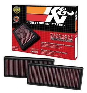 K n 33 2474 High Performance Replacement Air Filter