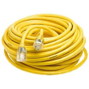 Southwire 10 3 50 sjtw Yellow Jacket Extension Cord