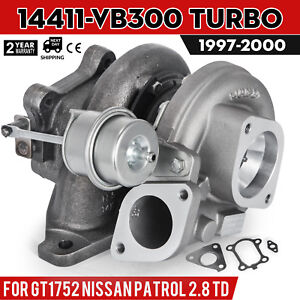 Hot Turbo A r 48 For Nissan Safari patrol Rd28t Rd28ti Y61 14411 vb300 Made