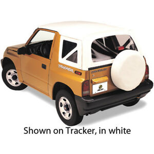 51366 01 Bestop Replace A Top Soft Top Black For Chevrolet Tracker 1999 2003