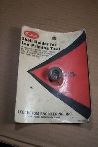 LEE OLD STYLE RIFLE SHELL HOLDER B FOR PRIMING TOOL FITS 218 BEE 32-20 25-20