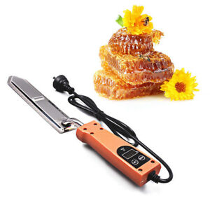 Electric Honey Extractor Knife Uncapping Beekeeping Scraping Hot Bee Supply