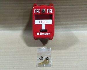 New Simplex Sgx 32 Explosion Proof Pull Station Fire Alarm