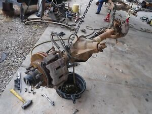 99 01 Ford F250 F350 Excursion 4 30 Ratio 4x4 Front End Axle Dana 60 13mm Hub