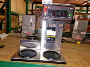 Bunn Commercial Auto Coffee Brewer Ctwf 35 Right Top Fill free Shipping