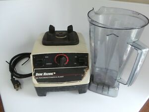 read Vitamix Vita Prep Vm0101 Commercial Food Blender Drink Machine Issue