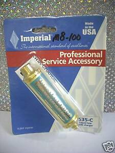 Imperial Liquid Low Side Charger 535 c made In Usa