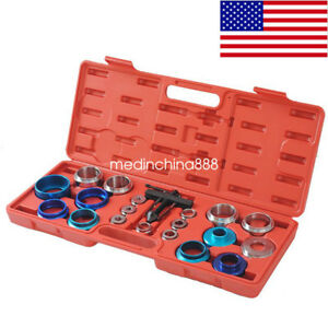 Portable Camshaft Bearing Remover Installer Installation Tool Crank Seal