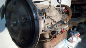 1986 Allison At545 Core Transmission 4 Speed Man Speedo 3210346721 Material In P
