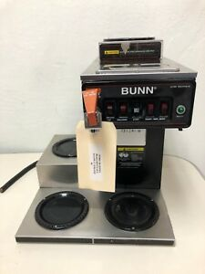 Bunn Commercial Coffee Maker Brewer Ctwf 35 Left Auto Fill free Shipping