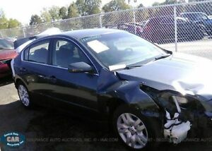 2009 Nissan Altima 2 5l 4c 4th Digit Of Vin Is A Qr25de Engine Only 265313