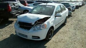 Chassis Ecm Driver Assist Low Tire Pressure Indicator Fits 08 11 Aveo 5236421