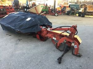 New Holland 615 7ft 3 Point Hitch Disc Mower