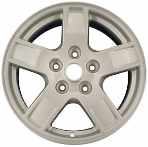 17 Alloy Wheel Rim For 2005 2006 2007 Jeep Grand Cherokee
