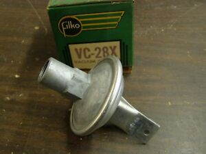 Nos Filko 1961 1962 1963 Plymouth Distributor Vacuum Advance Fury Valiant V8