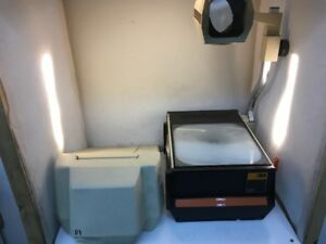 3m Model 213 Portable Overhead Transparency Projector