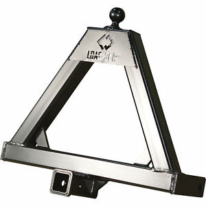 Load quip 3 pt Hitch With 2in Receiver