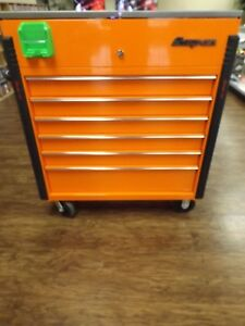 Snap On 40 Sliding Lid 6 2 Drawer Stainless Lid Shop Cart Tool Box