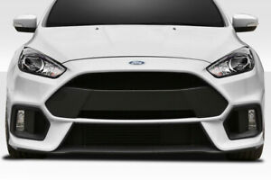 16 18 Ford Focus Duraflex Rs Look Body Kit Front Bumper 113411