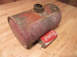 Good Vintage Gravely L Garden Tractor Go Kart Small Gas Engine Gas Tank Clean