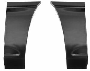 00 06 Dog Leg Chevy Suburban 02 06 Avalanche Lower Front Quarter Panel Pair